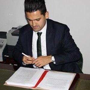 mr. K.T. Ghaffari Afzal